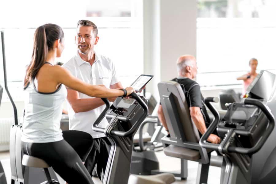 Präventionskurse beinhalten auch Cardio Training