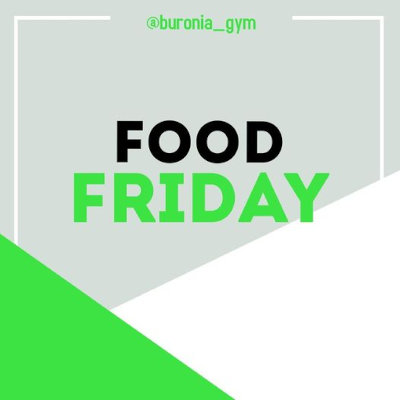 FOOD Friday